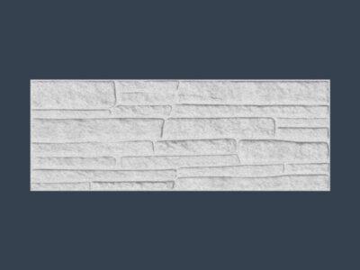 Stein dekor Grå 485x180x25mm