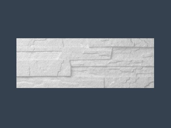 Stein dekor II. (grov) Grå  485x180x25mm