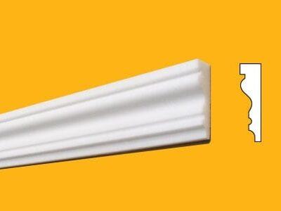 PL-13 list 94x26mm, passer til PL-13-H bøyelig list